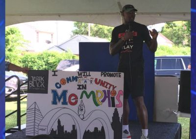 Tarik Black Community Engagement