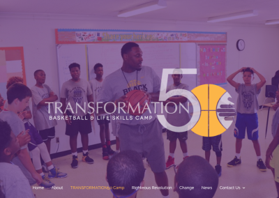 Tarik Black Foundation website