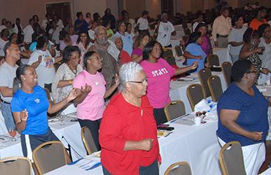 BlueCross BlueShield Healthy Church Challenge