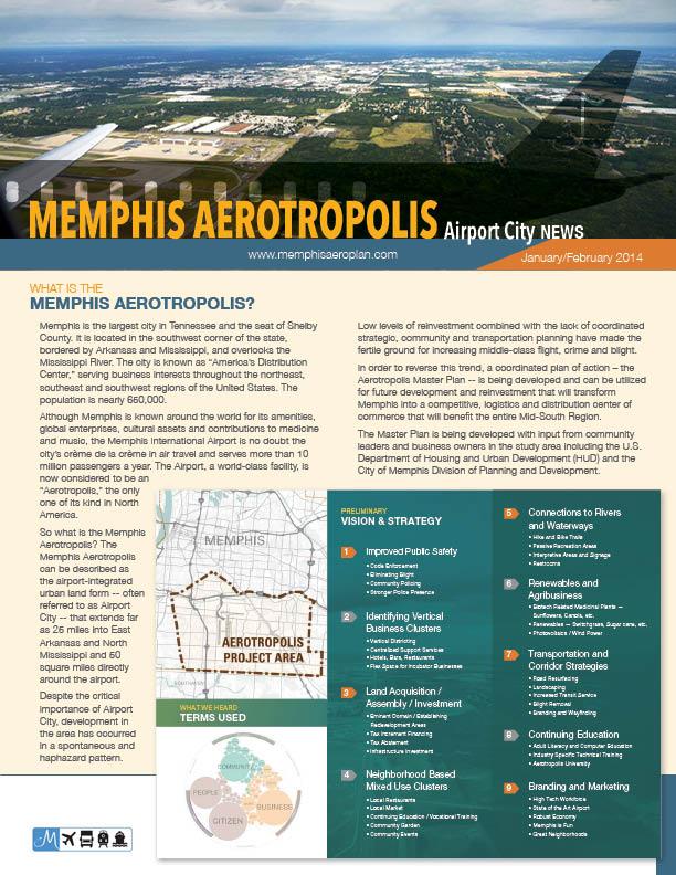 Memphis Aerotropolis Newsletter
