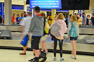 Airlines at Memphis International Airport to move baggage operations to B baggage lobby on May 26