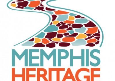 Memphis Heritage Trail Logo