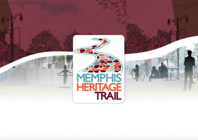 Memphis Heritage Trail website