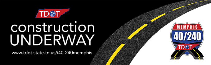 TDOT Awards Contract to Improve I-40/I-240 Interchange / Work to